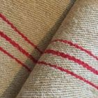 Twill Weave Vintage Sack 140 X 50. 1 avail